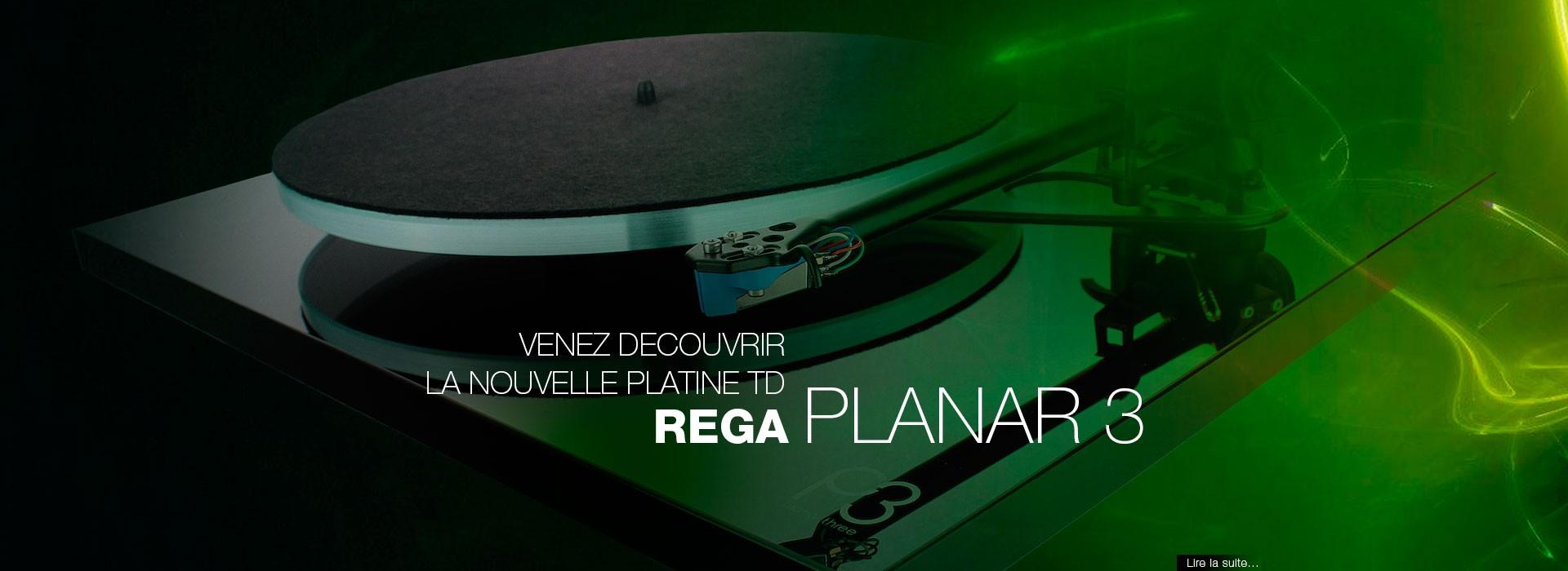 Rega P3